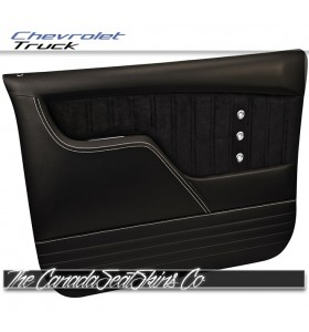 1967 - 1972 Chevrolet Truck TMI Sport XR Molded Restomod Door Panel