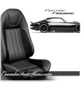 1971 - 1981 Camaro Sport R Restomod Seat Conversion
