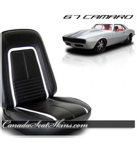 1967 Chevrolet Camaro Deluxe Seat Upholstery