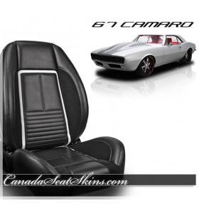 1967 Camaro Sport R Deluxe Restomod Bucket Seats
