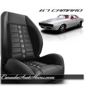 1967 Camaro Sport XR Restomod Seat Kit
