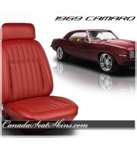 1969 Camaro Deluxe Vinyl Upholstery