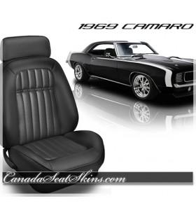 1969 Camaro Deluxe Comfortweave Sport Seats