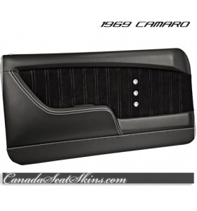 1969 Camaro Sport XR Molded Restomod Door Panels