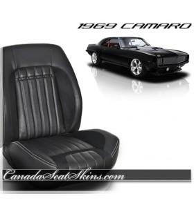 1969 Camaro Sport R Deluxe Restomod Seat Kit