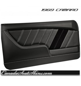 1969 Camaro Sport R Pro Touring Door Panel
