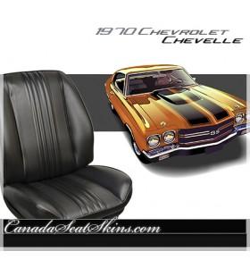 1970 Chevrolet Chevelle Sport Upholstery