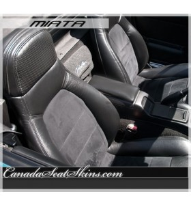 1990 - 1998 Mazda Miata Katzkin Leather Seats
