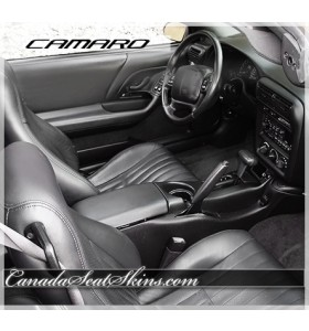 1993 - 2002 Chevrolet Camaro Katzkin Leather Seats
