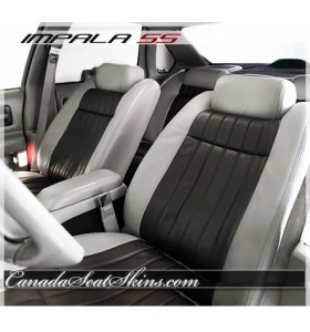 1994 - 1996 Impala SS Katzkin Leather Seats