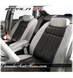 1994 - 1996 Impala SS Katzkin Leather Seats