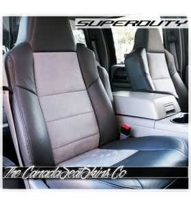 1999 - 2010 Ford F250 F350 F450 F550 Katzkin Leather Seat Sale