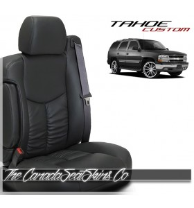 2000 - 2006 Chevrolet Tahoe Katzkin Leather Seat Sale