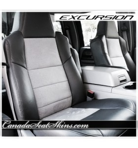 2000 - 2005 Ford Excursion Katzkin Leather Seats