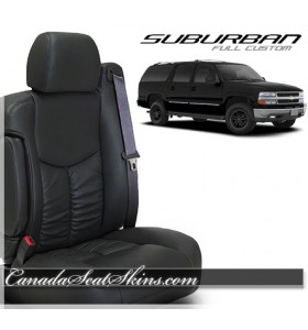 2000 - 2006 Chevrolet Suburban Katzkin Leather Seats