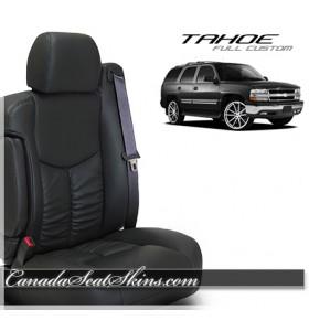 2000 - 2006 Chevrolet Tahoe Katzkin Leather Seats