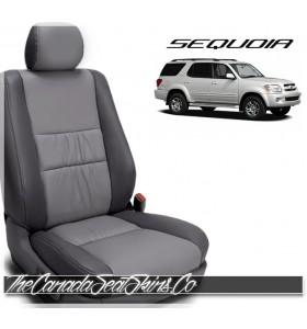 2001 - 2007 Toyota Sequoia Custom Katzkin Leather Seat Sale