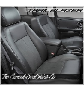 2002 - 2009 Chevrolet Trailblazer Katzkin Custom Leather Seat Sale