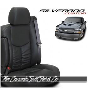 1999 - 2006 Chevrolet Silverado Katzkin Leather Seats