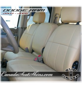 2003 - 2005 Dodge Ram Clazzio Slip Over Seat Covers