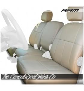 2003 - 2005 Dodge Ram Commercial Grade Clazzio Slip Over Seat Covers