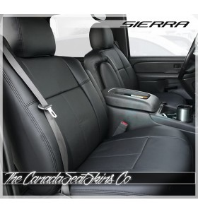 2003 - 2006 GMC Sierra HD Fleet Commercial Seat Covers