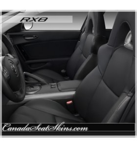 2003 - 2008 Mazda RX8 Katzkin Leather Seats