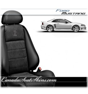 2003 - 2004 Mustang Cobra Leather Seat Conversion