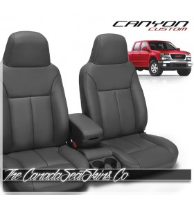 2004 - 2012 GMC Canyon Custom Katzkin Leather Seat Sale