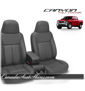 2004 - 2012 GMC Canyon Katzkin Leather Seats