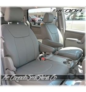2005 - 2010 Toyota Sienna Clazzio Fitted Slip Over Seat Cover Sale