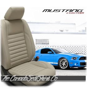 2005 - 2014 Ford Mustang Katzkin Custom Leather Seat Sale