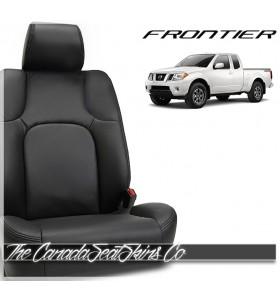 2005 - 2020 Nissan Frontier Custom Leather Seats