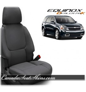 2007 - 2009 Equinox Black Wholesale Leather Seats