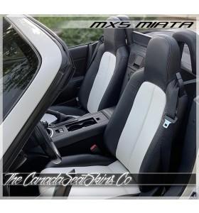 2006 - 2008 Mazda MX5 Miata Katzkin Custom Leather Seat Sale