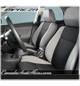 2006 - 2007 Subaru Impreza Katzkin Leather Upholstery