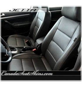 2006 - 2008 Volkswagen Jetta Katzkin Leather Seats