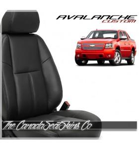 2007 - 2013 Chevrolet Avalanche Katzkin Custom Leather Seat Sale