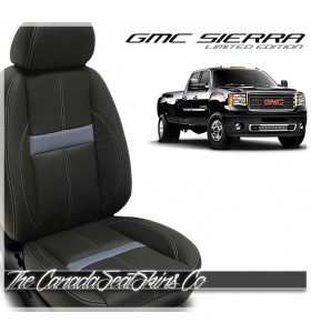 2007 - 2013 GMC Sierra Katzkin Limited Edition Leather Seat Sale