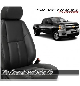 2007 - 2013 Silverado Katzkin Custom Leather Seat Sale