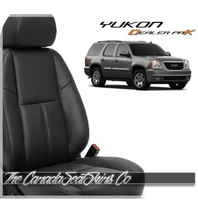 2007 - 2014 GMC Yukon Dealer Pak Replacement Leather Seat Package