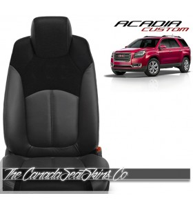 2007 - 2016 GMC Acadia Custom Katzkin Custom Leather Seat Sale