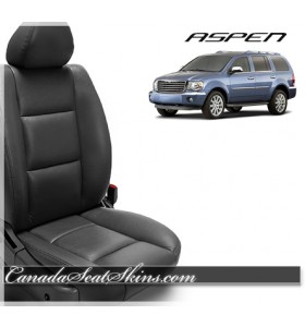 2007 - 2009 Chrysler Aspen Katzkin Leather Seats