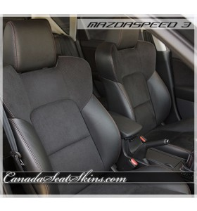 2007 - 2009 Mazda 3 Mazdaspeed Edition Leather Seats