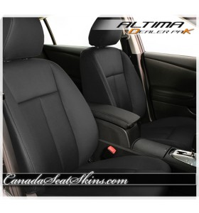 2007 - 2012 Nissan Altima Dealer Pak Leather Kits