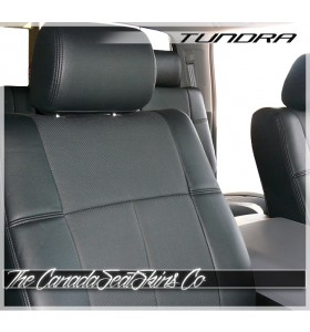 2007 - 2013 Toyota Tundra Commercial Fleet Fitted Clazzio Seat Covers
