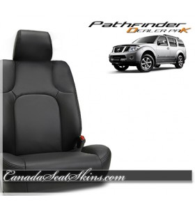 2010 - 2012 Nissan Pathfinder Leather Seats
