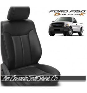 Ford F150 Dealer Pak Replacement Leather Seat Covers