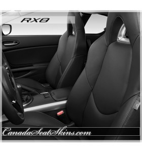 2009 - 2012 Mazda RX8 Katzkin Leather Seats
