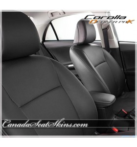 Toyota Corolla Black Leather Kits